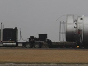B and K Trucking Tanks